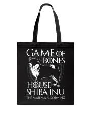 House of Shiba Inu Tote Bag thumbnail