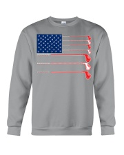 Golf Flag - Hoodie And T-shirt Crewneck Sweatshirt thumbnail