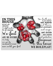 Game In This House 36x24 Poster front