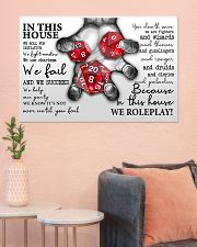 Game In This House 36x24 Poster poster-landscape-36x24-lifestyle-18