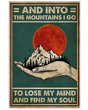 Camping Find My Soul 16x24 Poster front