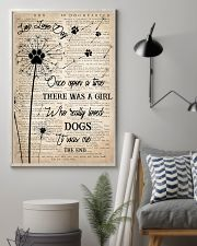 Dog Live Love Dog 16x24 Poster lifestyle-poster-1