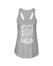 Soul of a witch Ladies Flowy Tank tile