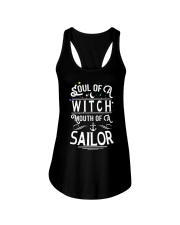 Soul of a witch Ladies Flowy Tank front