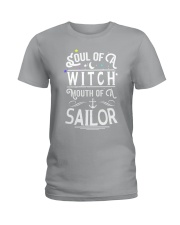 Soul of a witch Ladies T-Shirt thumbnail