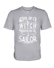 Soul of a witch V-Neck T-Shirt thumbnail
