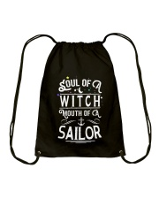 Soul of a witch Drawstring Bag thumbnail