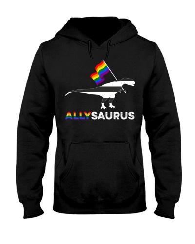 LGBT Allysaurus