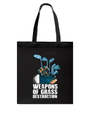 Weapons of grass Tote Bag thumbnail