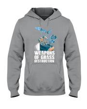 Weapons of grass Hooded Sweatshirt thumbnail