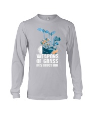 Weapons of grass Long Sleeve Tee thumbnail