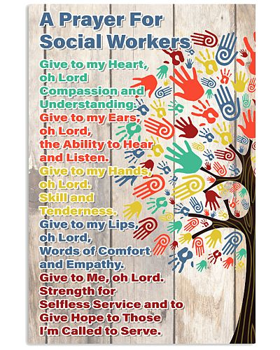 A Prayer For Social Worker