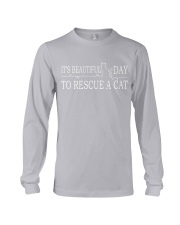 It's beautiful day Long Sleeve Tee tile