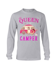 Queen of the camper Long Sleeve Tee thumbnail