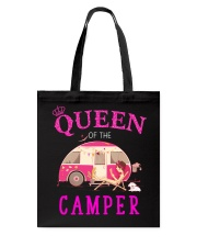 Queen of the camper Tote Bag thumbnail