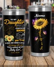 To My Daughter 20oz Tumbler aos-20oz-tumbler-lifestyle-front-56
