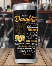 To My Daughter 20oz Tumbler aos-20oz-tumbler-lifestyle-front-66