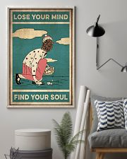 Mushroom Lose Your Mind Find Your Soul 16x24 Poster lifestyle-poster-1