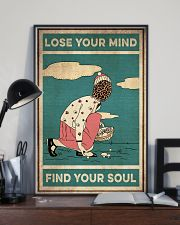 Mushroom Lose Your Mind Find Your Soul 16x24 Poster lifestyle-poster-2