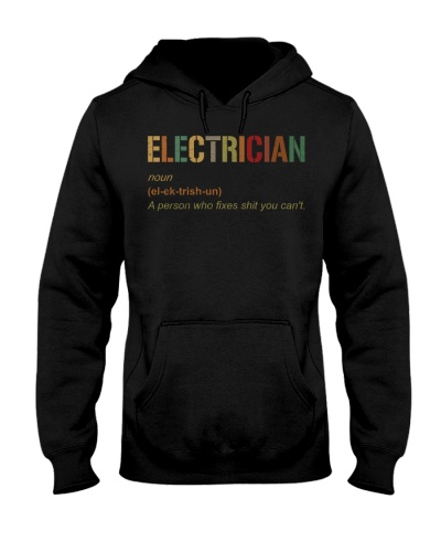 Electrician A Person
