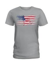 Doberman Ladies T-Shirt thumbnail