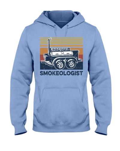 Camping Smokeologist