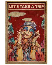 Hippie Let's Take A Trip 16x24 Poster front