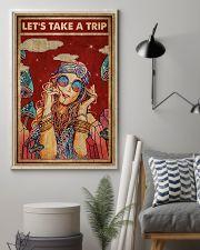 Hippie Let's Take A Trip 16x24 Poster lifestyle-poster-1