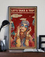 Hippie Let's Take A Trip 16x24 Poster lifestyle-poster-2