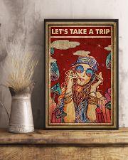 Hippie Let's Take A Trip 16x24 Poster lifestyle-poster-3