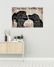 Dog Golden Best Friend 36x24 Poster poster-landscape-36x24-lifestyle-01