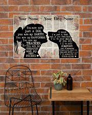 Dog Golden Best Friend 36x24 Poster poster-landscape-36x24-lifestyle-20