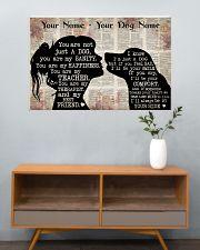Dog Golden Best Friend 36x24 Poster poster-landscape-36x24-lifestyle-21