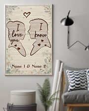 Family I Love You 24x36 Poster lifestyle-poster-1
