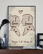 Family I Love You 24x36 Poster lifestyle-poster-2