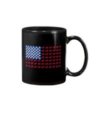 Bull Mastiff flag Mug thumbnail