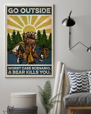 Camping Go Outside 16x24 Poster lifestyle-poster-1