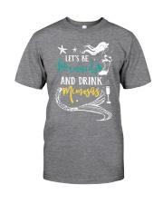 Let's be mermaid Classic T-Shirt thumbnail