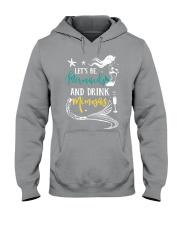 Let's be mermaid Hooded Sweatshirt thumbnail