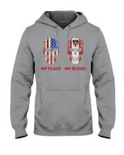 Austrian Hooded Sweatshirt thumbnail