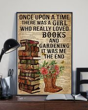 Garden And Books 16x24 Poster lifestyle-poster-2