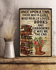 Garden And Books 16x24 Poster lifestyle-poster-3