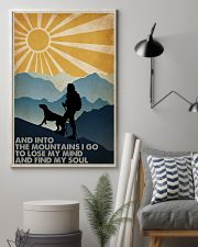 Hiking Find My Soul 16x24 Poster lifestyle-poster-1