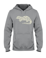 Life is better with otters around Hooded Sweatshirt thumbnail