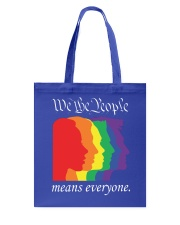 We the people Tote Bag thumbnail