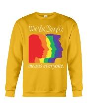 We the people Crewneck Sweatshirt thumbnail