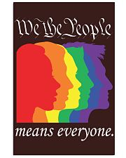 We the people 11x17 Poster thumbnail