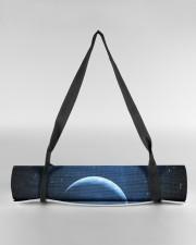 Yoga Galactic Moon Phase Yoga Mat 24x70 (vertical) aos-yoga-mat-lifestyle-30