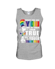 Today You Are You Unisex Tank thumbnail
