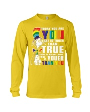 Today You Are You Long Sleeve Tee thumbnail